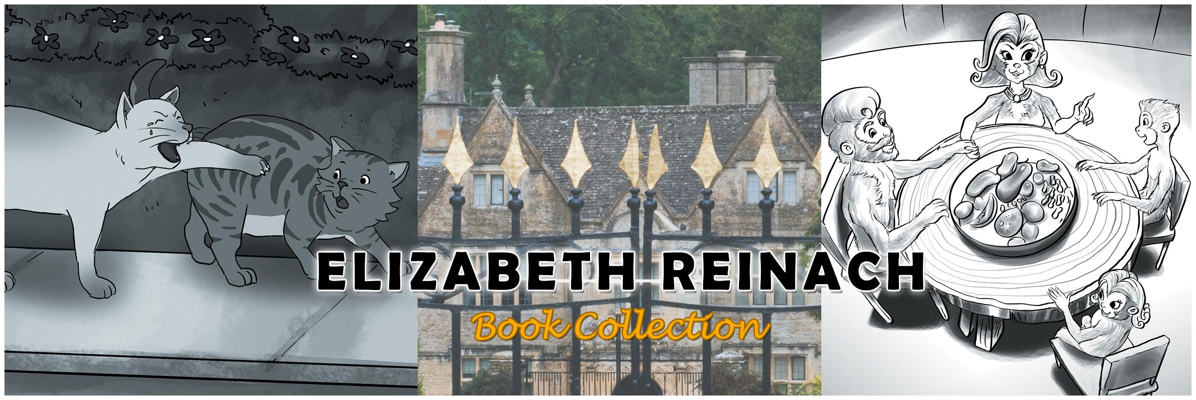 Elizabeth Reinach's books